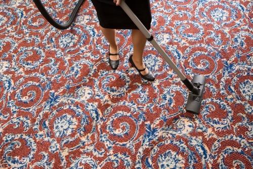 Manutenzione e lavaggio del tappeto